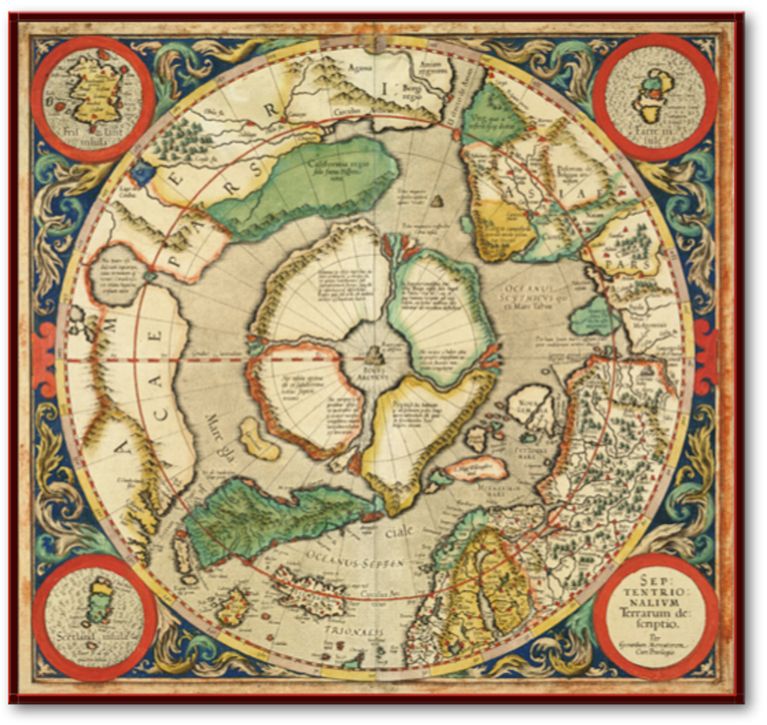 INTRODUCTION - ANCIENT MAPS | Cartographic Images on